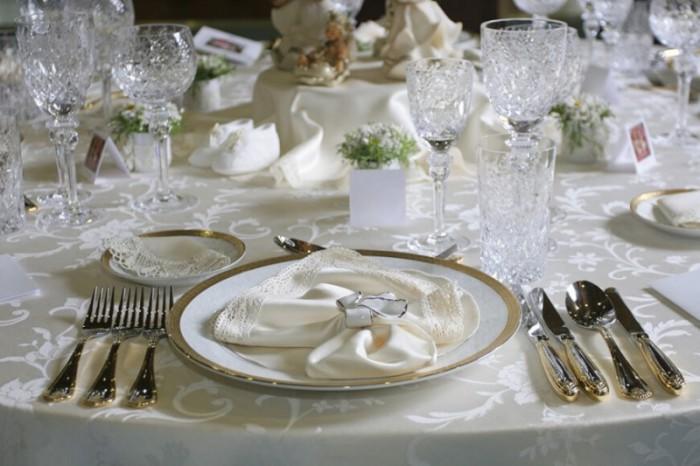 Правила сервировки стола: основные принципы