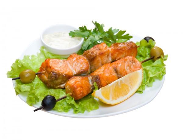 Праздничные рыбные блюда