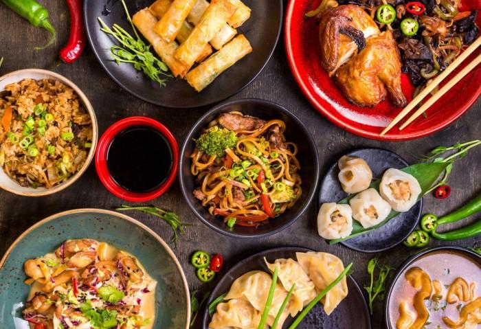 Сервировка праздничного стола по-китайски