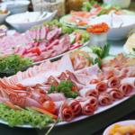 Подача блюд на банкете: порядок и примерный состав